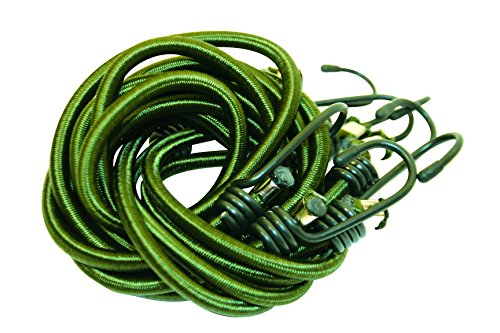 bcb-cm031-green-heavy-duty-elasticated-bungee-cord-1m-pack-of-4