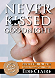 Never Kissed Goodnight: Volume 4 (Leigh Koslow Mystery Series) (English Edition)