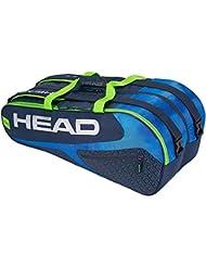 HEAD Elite 9r Supercombi Tennisschlägertasche, Unisex