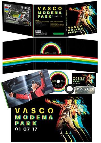 Vasco Modena Park – Fan Kit Edizione Numerata