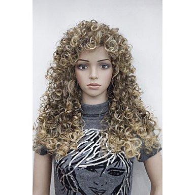 HJL-sexy braun mix golden blonde Highlight Spitze geschweiften 22
