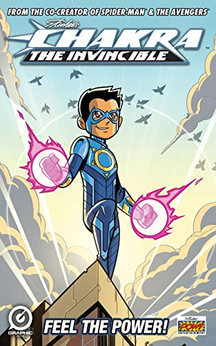 Stan Lee's Chakra the Invincible: Free Comic Book Day 2015