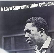 JOHN COLTRANE LP, A LOVE SUPREME (US ISSUE NEW VINYL)