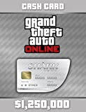 Grand Theft Auto Online | GTA V Great White Shark Cash Card | 1,250,000 GTA-Dollars | PC Download Code