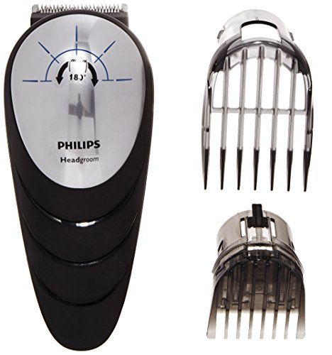 Philips qc5570/32 - regolacapelli ergonomico