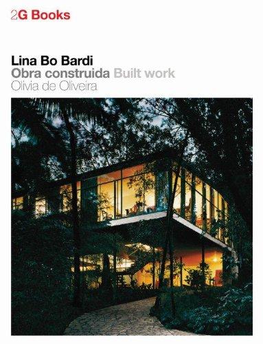 2G Libros. Lina Bo Bardi: Obra construida