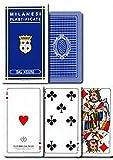 Carte da Gioco Milanesi Blu Numerate Dal Negro PS 07381 (svizzere regionali)