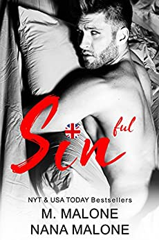 Sinful (The Sin Duet Book 3) (English Edition) par [Malone, M., Malone, Nana]
