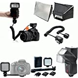 Canon EOS 5D MarkIII Nature Shooting And Live Sports Videography Bundle - International Version