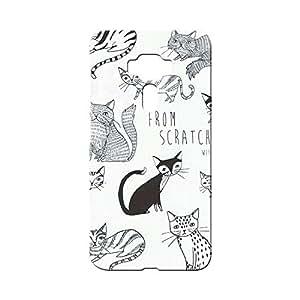 BLUEDIO Designer Printed Back case cover for Asus Zenfone 3 (ZE552KL) 5.5 Inch - G0282
