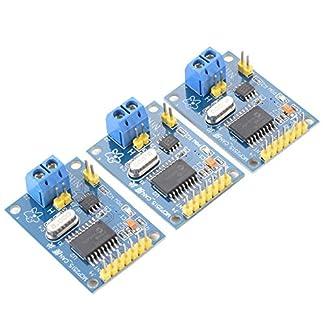 XCSOURCE-3-Stck-MCP2515-CAN-Bus-Modul-TJA1050-Empfnger-SPI-fr-Arduino-51-MCU-ARM-Steuerung-Entwicklung-Board-TE534