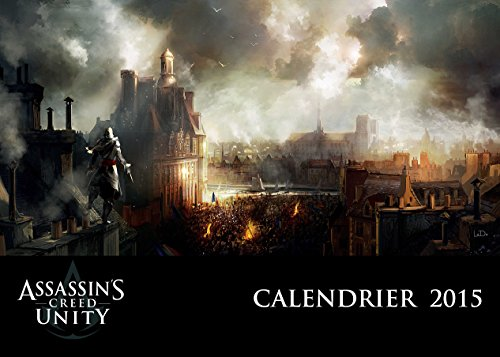 Calendrier 2015 : Assassin's creed