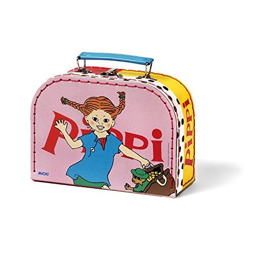 Pippi Langstrumpf 44-3788-00 Koffer, 20 cm, rosa