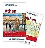Athen: MERIAN live! - Mit Kartenatlas im Buch und Extra-Karte zum Herausnehmen - E. Katja Jaeckel