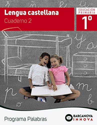 Palabras 1. Lengua castellana. Cuaderno 2 (Innova)