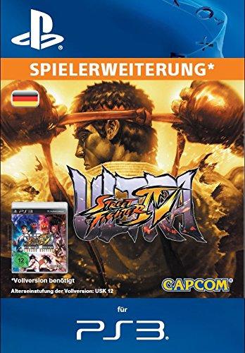 4 Fighter Street Kostüme (Ultra Street Fighter IV [Spielerweiterung] [PS3 PSN Code für deutsches)