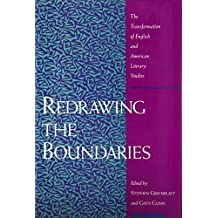 Redrawing the Boundaries: The Transformation of English and American Literary Studies by Stephen Greenblatt (1992-12-02)