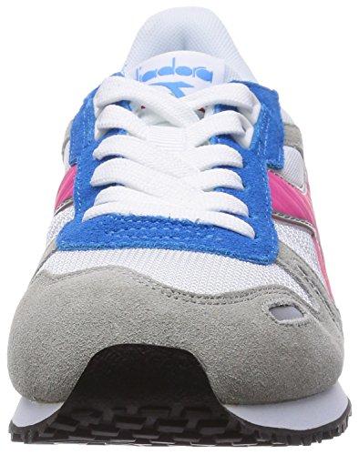 Diadora Damen Titan Ii W Pumps, 36 EU weiß/pink/blau