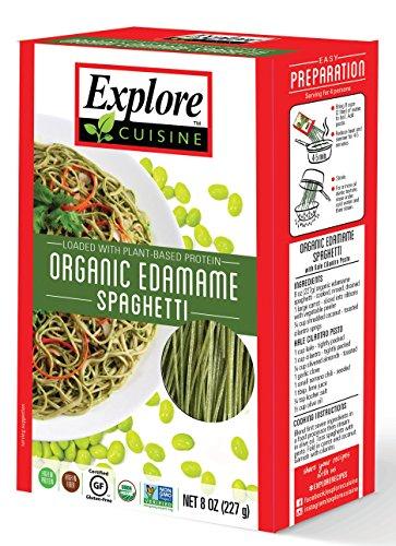 Explore Asian - Edamame Spaghetti aus Edamamebohnen Bio - 200g