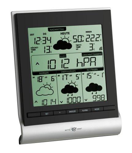 TFA 35.5020.IT Wetterdirekt Wetterstation Genio 300 satellitengestützt
