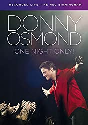Donny Osmond: One Night Only [DVD]