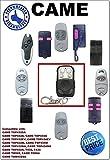 Came top-432-na | top 432SA compatibile garage Apricancello telecomandi con portachiavi batteria 12V 27a | Fix code Clone 433.92MHz
