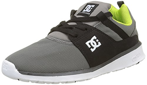 DC Shoes Heathrow Prestige EV, Zapatillas Nios, Rot (Red/Black Rdb), 32 EU