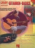 Die besten Hal Leonard Akustische Gitarren - Gitarren-Basics: Die wichtigsten Akkorde, Skalen, Rhythmen und Musiktheorie Bewertungen