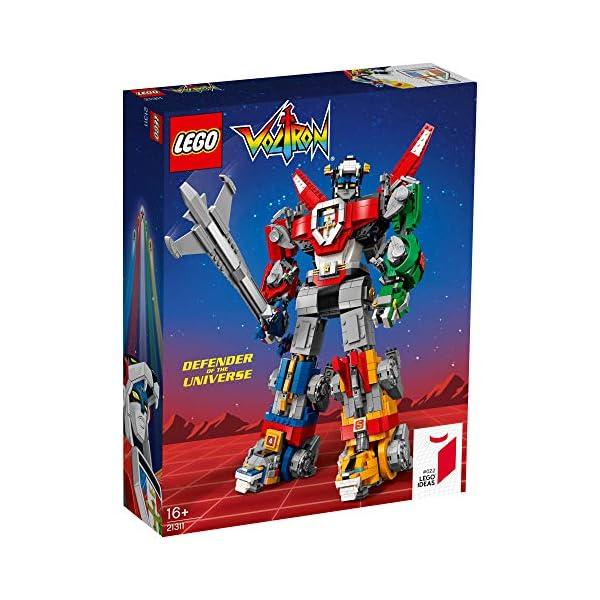 LEGO- Ideas Voltron, Multicolore, 21311 2 spesavip