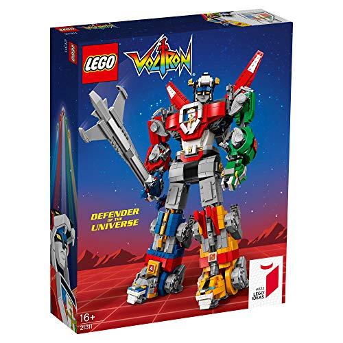 Zoom IMG-1 lego ideas voltron 21311