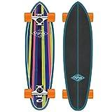 Best Cruising Skateboards - Osprey Vert Complete Cruiser Skateboard, Multicolour, 24 Inch Review