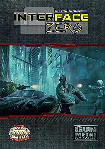Interface Zero 2.0 (Savage Worlds,