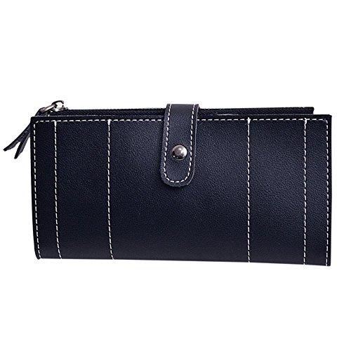 ESAILQ Femmes usage quotidien embrayages sac à main d'embrayage qualité bourse sac à main Fashion Wallet