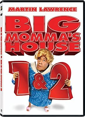 Big Momma's House 1 & 2 by Martin Lawrence