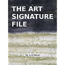 The Art Signature File