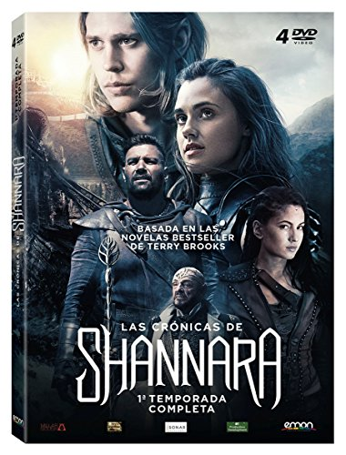 Shannara chronicles the best amazon price in savemoney las crnicas de shannara dvd fandeluxe Gallery