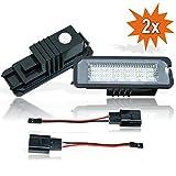 Do. LED WP Plaque Minéralogique à LED,Lampe éclairage marquage E Plaque d'immatriculation