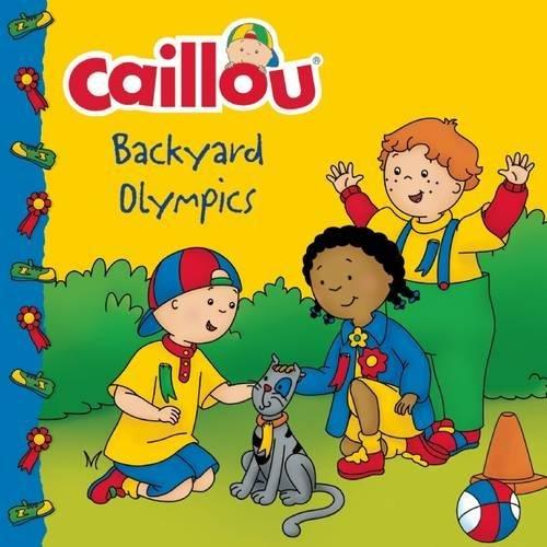 Backyard Olympics par (Broché - Jun 30, 2016)
