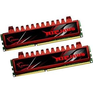 G.Skill PC1333 Arbeitsspeicher 8GB (1333 MHz, 240-polig, 2x 4GB) DDR3-RAM CL9 Kit