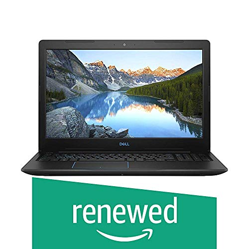 (Renewed) Dell G3 3579 Core i7 8th gen 15.6-inch FHD Laptop (16GB/1TB+256GB SSD/Windows 10/MS Office Home & Student 2016/4GB Graphics/Black/2.5kg)