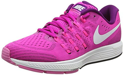Nike Wmns Air Zoom Vomero 11, Scarpe da Trail Running Donna, Rosa (Fire Pink/White/Bright Grape/Black 602), 38.5 EU