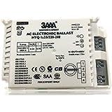 2pcs 3AAA 55W hyq 1× 55/220–240V AC–Lámpara fluorescente Balastro Electrónico para lámpara de anillo t5-c, SAA CB CE certificado