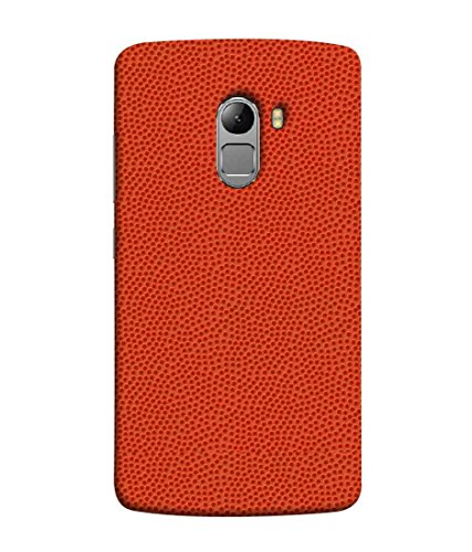 Samken Basketball Texture Designer Printed Back Cover Case For Mobile Phone :: Lenovo Vibe K4 Note :: A7010a48 :: A7010 :: Lenovo Vibe X3 Lite :: (Printed, Slim Fit, Shock Proof, Hard Plastic, Matte Finish)
