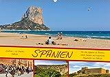 Spanien (Wandkalender 2020 DIN A2 quer): Von Kastilien - La Mancha zur Ostküste (Monatskalender, 14 Seiten ) (CALVENDO Natur) -