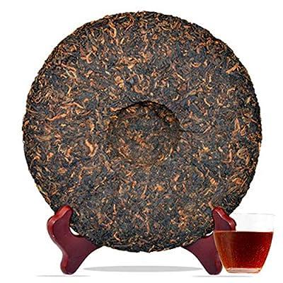 357g (0,787LB) thé sauvage brun mûr thé Pu'er vieux thé Puer thé noir mûr cuit thé Pu-erh thé Pu erh thé chinois thé sain thé Puerh thé rouge QiZi cha