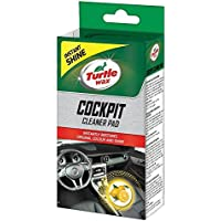 Turtle Wax 51680 Cockpit Pad Interior Car Cleaning Sponge Dust Free Air Freshener preiswert