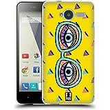 Head Case Designs Tendencias Pop Caso de Gel Suave para ZTE Teléfonos