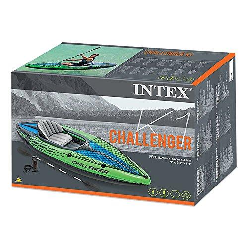 Intex Schlauchboot für 1 Person im Test und Praxis-Check - 4