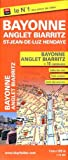 Telecharger Livres Plan de Bayonne Anglet Biarritz Saint Jean de Luz Hendaye et 8 autres communes de l agglomeration (PDF,EPUB,MOBI) gratuits en Francaise