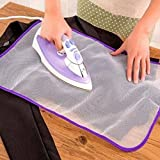 Ruon Deals® Ironing Pad Protective Insulation Scorch Mesh Cloth, Pressing Cloth for Easy Ironing (1 Pc, Assorted Color)